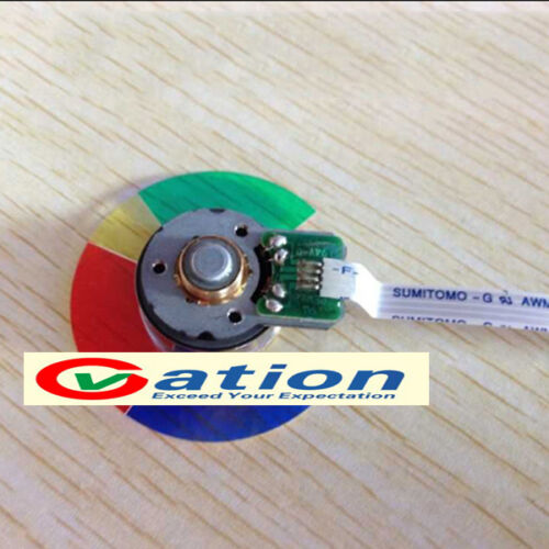 for NEW Home Projector Color Wheel for Optoma TX615Repair Replacement fitting