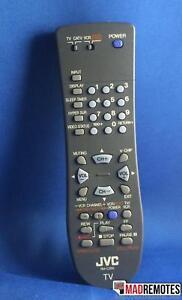 Genuine-OEM-JVC-TV-Remote-Control-for-AV-27330-AV-27S33-AV-27S33S-AV-32330-amp-More