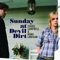 """ISOBEL CAMPBELL & MARK LANEGAN """"SUNDAY AT DEVIL..."""" CD"""
