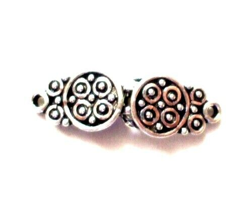 F11 925 STERLING SILVER  DESIGNER HOOK CLASP JEWELRY MAKING FINDINGS