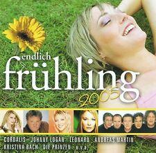 Endlich Frühling ... - 2 CD NEU Sandy Wagner Fantasy Rendezvous Johnny Logan