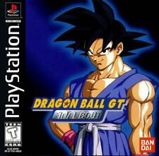 Dragon Ball GT: Final Bout 2004 (Sony PlayStation 1, 2004)