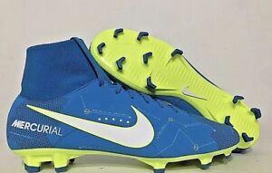 NIKE NEYMAR Soccer Cleats Men 9.5 Blue