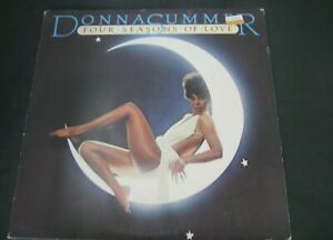 DONNA-SUMMER-FOUR-SEASONS-OF-LOVE-VINYL-LP-from-1982