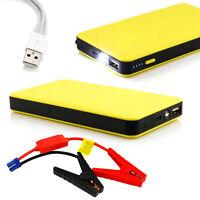 12v 15000mah Multi-function Car Jump Starter Battery Charger Power Bank Booster