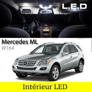 LED-iluminacion-interior-iluminacion-set-19-LED-bombillas-para-mercedes-ml-w164