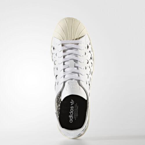 info for cffa8 c8cac 80s campus Scarpe Out di in ~ vitello 8 pelle adidas 5 da Original ~  Superstar ...