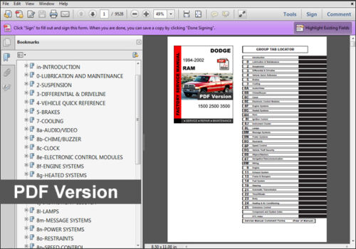 Service  U0026 Repair Manuals