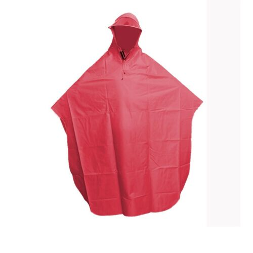 Outdoor Waterproof Raincoat EVA Cloth Long Rain Coat Poncho With Hat