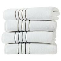 Stripe Accent Bath Towels - Fieldcrest™