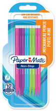 Papermate Sharpwriter Mechanical Pencil 07mm Neon Colours Blister Of 10