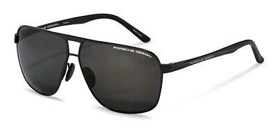 Porsche Design P 8665 A Größe 63 Polaroid Sonnenbrille Pilotenbrille Brillen