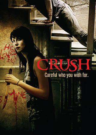 Crush DVD, 2013  - $1.50