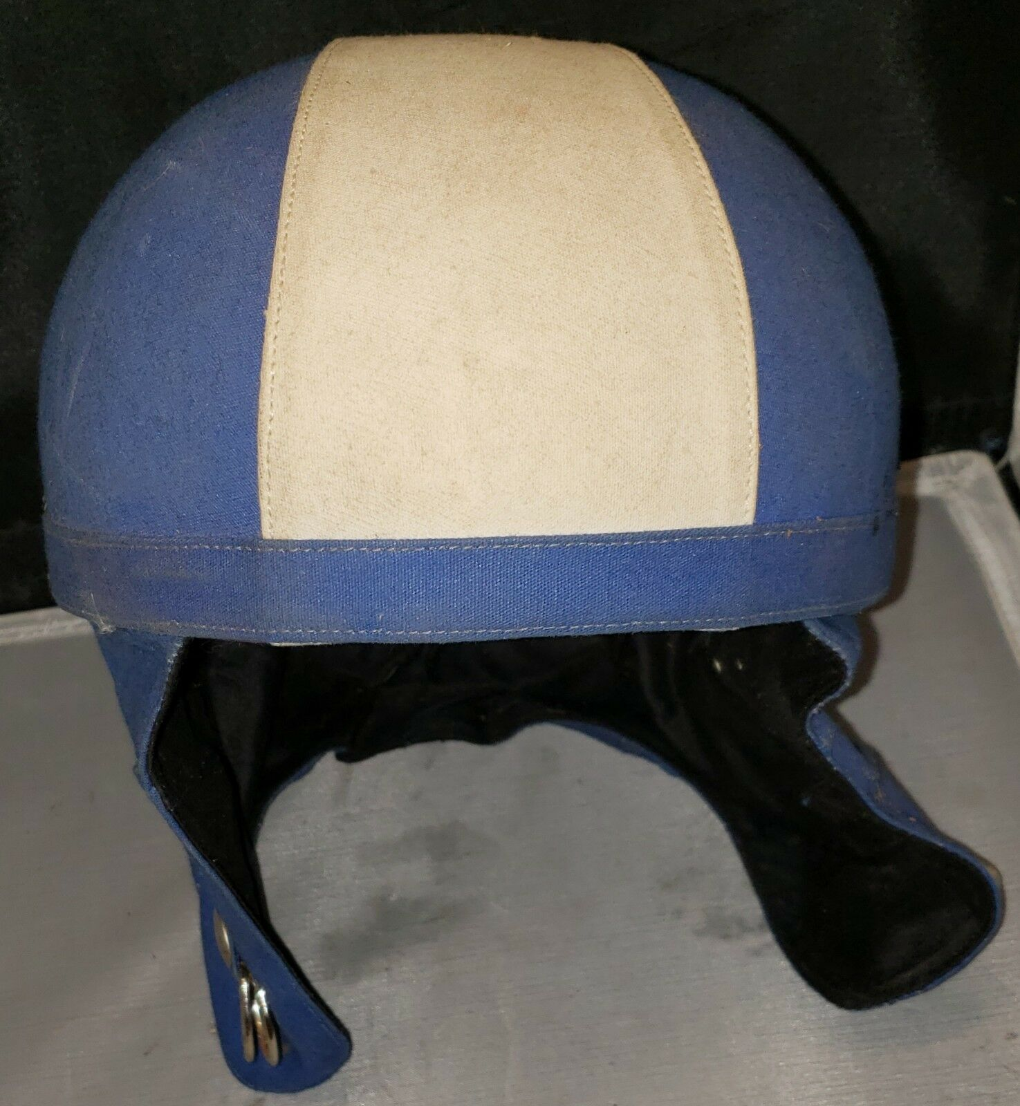 Rare 1967Gant Gamet-Genoski Ski HelmetMont BlancCo. No.600  New without tags