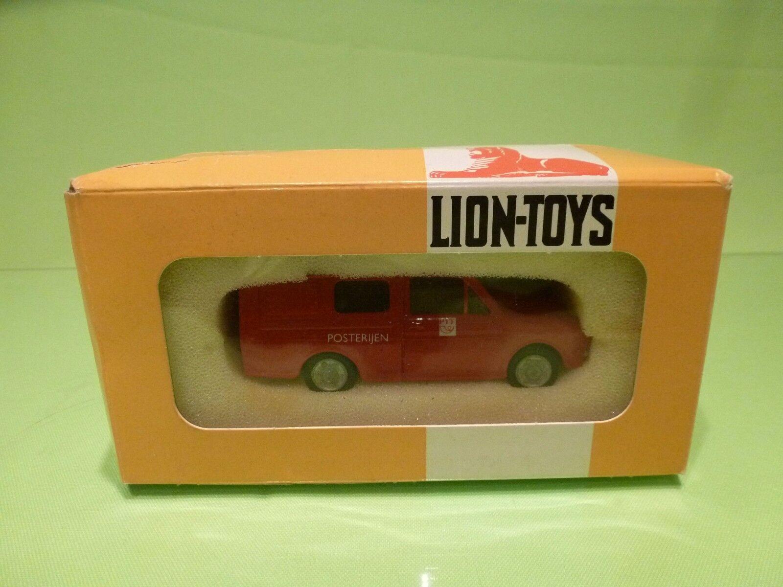 LION CAR DAF 33 COMBI VARIOMATIC - NA 2000 - PTT POSTERIJEN - EXCELLENT IN BOX