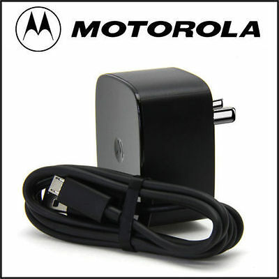 100% Original 1.6A Motorola Turbo Charger Charger - Rapid + Indian Pin