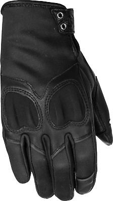 Highway 21 Vixen Womens Motorcycle Gloves Goat Skin Leather Palm Touch Screen Compatible Liberty Brown Size Large