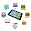 Kids Tablet IPAD Educational Learning Tablets Toys For Girls Boys Baby KID