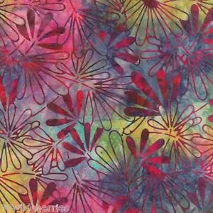 2.5 Yards Batik Sunset Catalina Batiks Moda Fabric Quilt 100% Cotton 4329 18