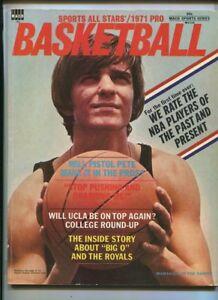 Sports-All-Star-039-s-1971-Pro-Basketball-Pete-Maravich-Jim-Davis-MBX100