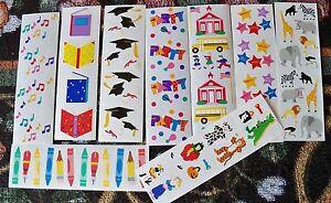Mrs-Grossman-039-s-2-x-6-5-Sticker-Strips-Variation-Themes-U-Chose-One-New