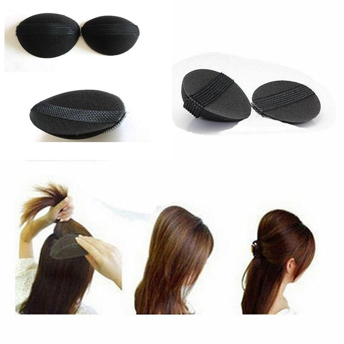 3 Different Sizes Women Volume Hair Base DIY Bump Styling Insert Decoratio