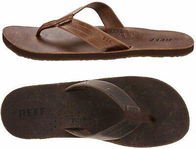 Men/'s Sandals Reef Draftsmen Chocolate