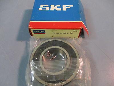 SKF 2206 E-2RS1TN9 Double Row Self Aligning Bearing 30X62X20mm