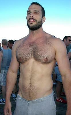 Young hairy guys