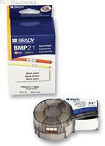 BRADY-M21-750-499-Label-Nylon-Tuch-Wht-19-05MM-4-87M