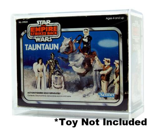 Closed Belly Star Wars Tauntaun Acrylic Display Case