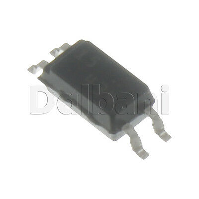 10 pieces Transistor Output Optocouplers Hi CTR AC Input 4-Ch
