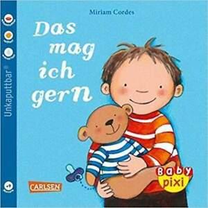 Carlsen-Verlag-Baby-Pixi-41-Das-mag-ich-gern
