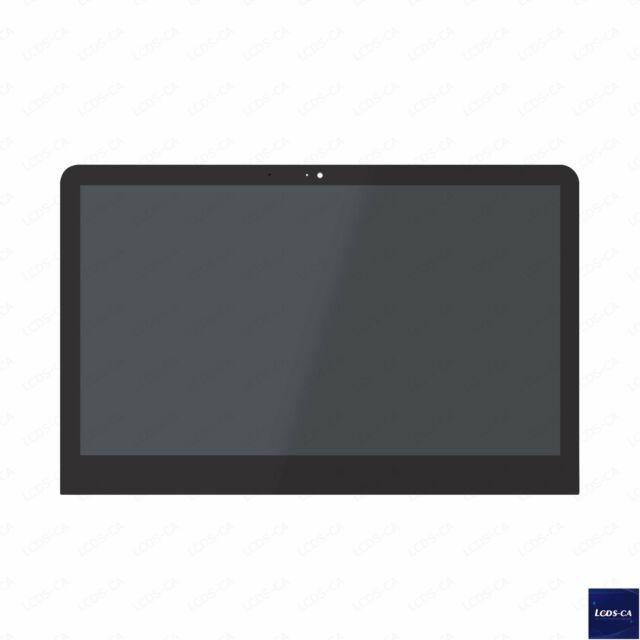 FHD IPS Display LCD Screen + Glass for HP Spectre 13T-V 13-V 13-v110ca 13-v118ca