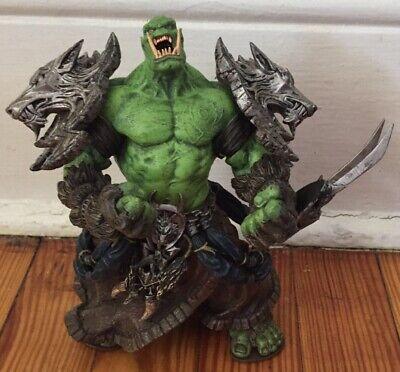 Dc Direct World Of Warcraft Orc Shaman Rehgar Earthfury Action