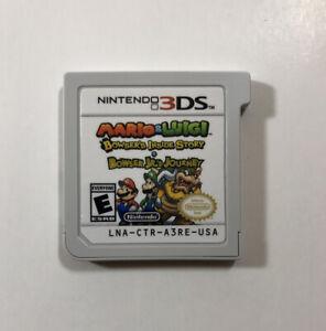 Mario-amp-Luigi-Bowser-039-s-Inside-Story-and-Bowser-Jr-039-s-Journey-Nintendo-3DS