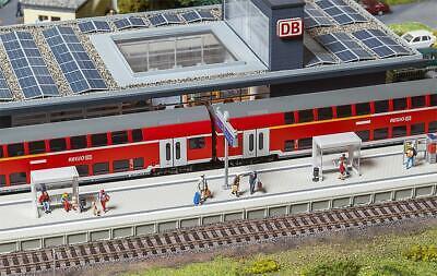 Auhagen 11376 Bahnsteig