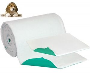 Traditional White Vet Bedding ROLL WHELPING FLEECE DOG PUPPY PRO BED