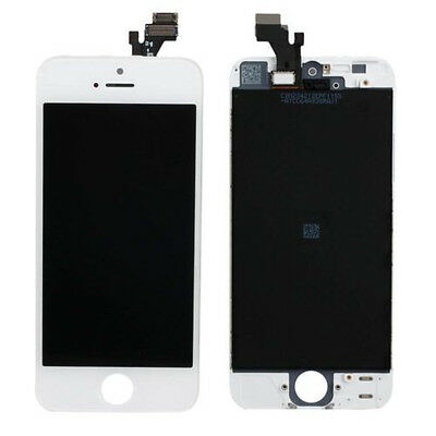 LCD Digitizer Display Glass Screen Assembly Replacement for iPhone 5 A1428 A1429
