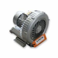 Unused 2hp Gardner Denver Elmo Rietschle G Series Side Channeled Vacuum Pump