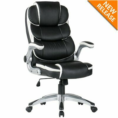 Awe Inspiring Yamasoro Big And Tall Executive Office Chair Pu Leather Ergonomic Computer Dailytribune Chair Design For Home Dailytribuneorg