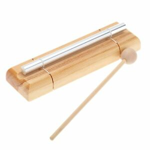 Energy Chime Single Tone with Mallet Exquisite Kid Children Musical Toy Per Q4W7