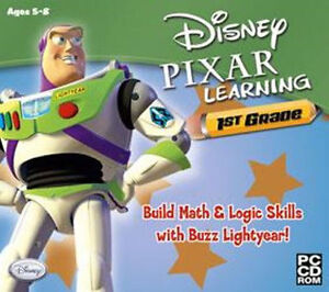 Disney-Pixar-Learning-1st-Grade-Math-Logic-Reading-Geography-and-More-NEW