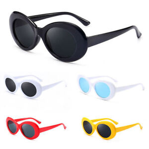 d97722ebc60 Image is loading Kurt-Cobain-White-Clout-Goggles-Sunglasses-Rapper-Oval-