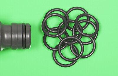 für alle 16x2,5x11mm Schlauchsysteme z.B.Gardena usw O-Ring Dichtung 20 stück