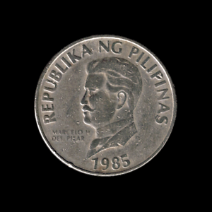 Philippines - 50 Sentimos - 1985 - KM# 242.1