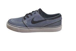 Nike ZOOM STEFAN JANOSKI Sail Black Light Ash Grey Discounted (469) Men's Shoes