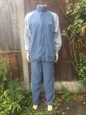 2019 Moda Vintage Adidas Tuta Da Ginnastica Uomo Con Reversibile Giacca Xxl-mostra Il Titolo Originale
