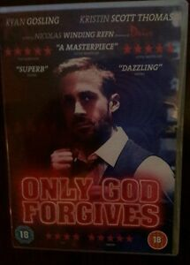 Only God Forgives DVD  Ryan Gosling  Kristin Scott Thomas  Drive - <span itemprop='availableAtOrFrom'>Manchester, United Kingdom</span> - Only God Forgives DVD  Ryan Gosling  Kristin Scott Thomas  Drive - Manchester, United Kingdom