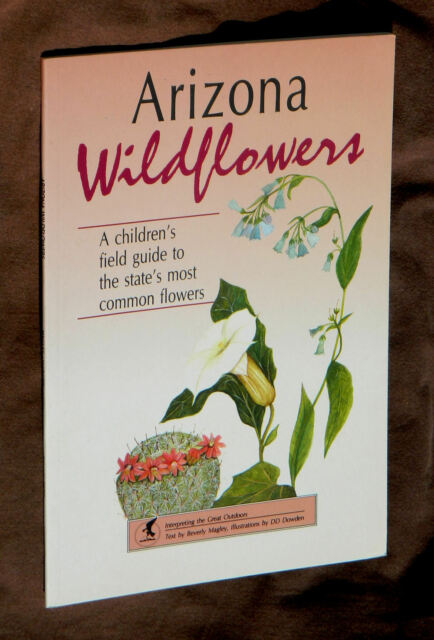 Beverly Magley, Arizona Wildflowers: Children's GT the State's Most Common Fls